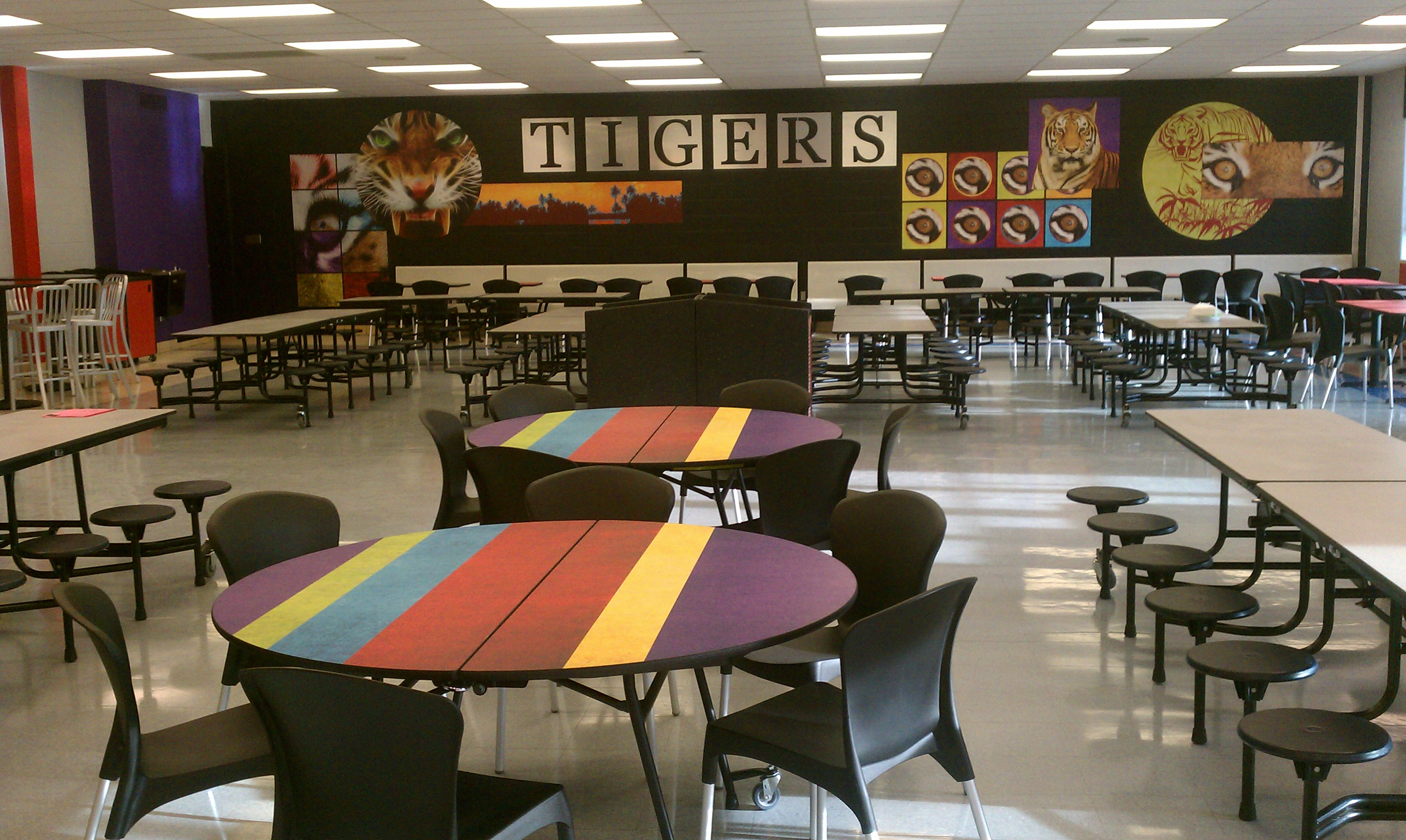 cafeteria seating cafeteria furniture from carroll seating