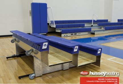 5 Great Things Portable Bleachers Can Do For Your School